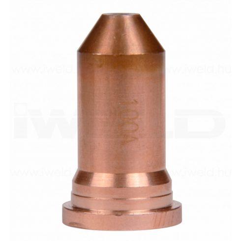 Iweld hegesztéstechnika Plazmavágó fúvóka PT100 1,4mm 80-90A 119PT10014