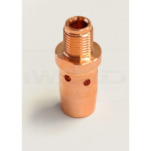 TBi hegesztéstechnika 6G CO2 közdarab M8/L=38mm 342P008065
