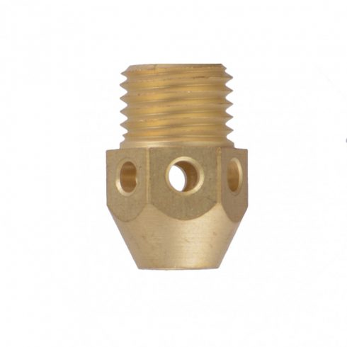 Wolfram szorító ház TBi hegesztéstechnika 3,2-4,8mm SR400 405P401001