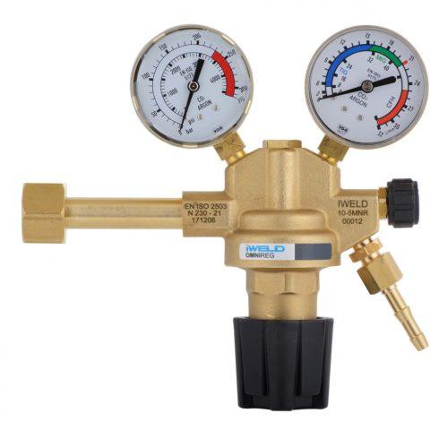 """IWELD OMNIREG (SK, CZ) CO2 nyomáscsökkentő 230/22l/min 3/4"""" 5MNRGCO23022LCS"""