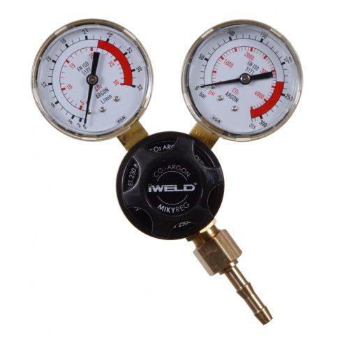 IWELD MIKYREG Széndioxid nyomáscsökkentő 230/22l/min 5MRGCO23022L