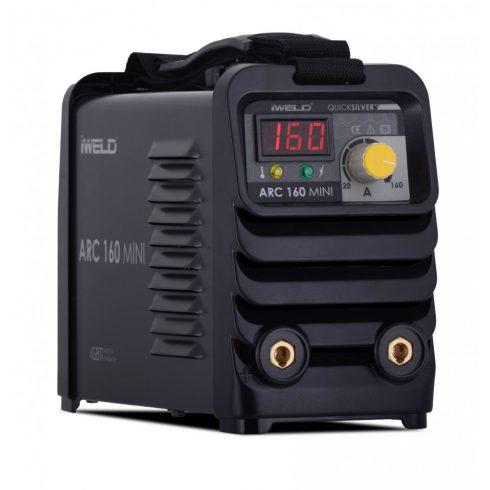 IWELD hegesztőgép ARC 160 MINI Hegesztő inverter 8000ARC160M