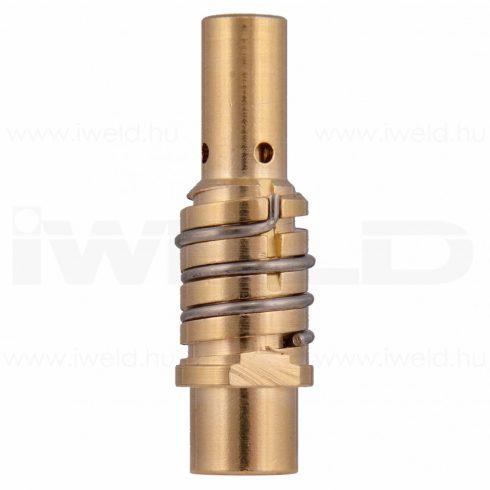 Iweld hegesztéstechnika Közdarab  IGrip MIG150 M8x1,0mm (bal) rugóval 800CCTH150