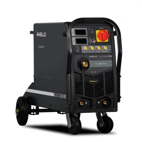 IWELD hegesztőgép MIG 250 IGBT S hegesztő inverter (egyfázisú) 800MIG250IGBTS