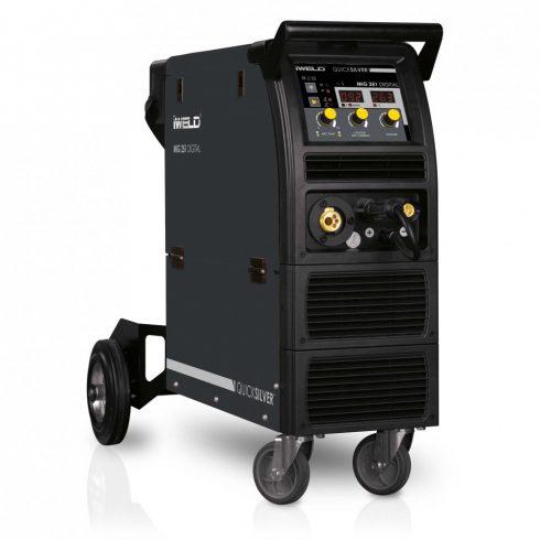 IWELD hegesztőgép MIG 251 DIGITAL hegesztő inverter 800MIG251