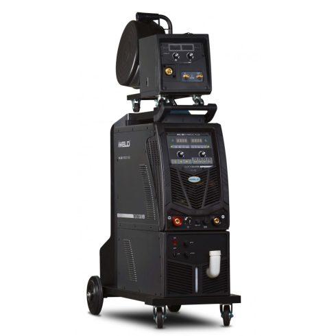 IWELD hegesztőgép MIG 380 SYNERGIC PULSE hegesztő inverter, különtolós kivitel 800MIG380DPT