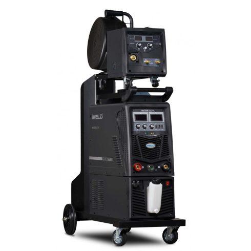 IWELD hegesztőgép MIG 500 DIGITAL hegesztő inverter, különtolós kivitel 800MIG500IGBT