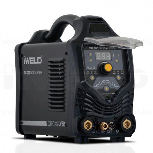 IWELD hegesztőgép TIG 200 Digital Pulse Hegesztő inverter 800TIG200DIPU