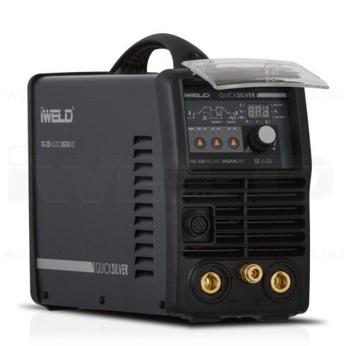 IWELD hegesztőgép TIG 220 AC/DC DIGITAL RC Hegesztő inverter 800TIG220ACDC