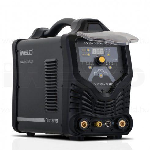 IWELD hegesztőgép TIG 250 Digital Pulse Hegesztő inverter 800TIG250DIPU