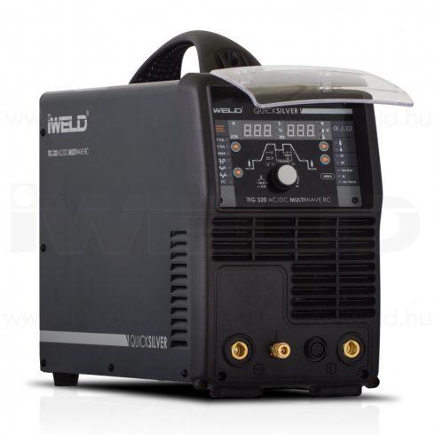 IWELD hegesztőgép TIG 320 AC/DC MULTIWAVE RC Hegesztő inverter 800TIG320ACDCMW