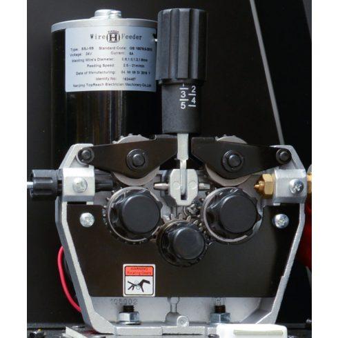 Iweld hegesztéstechnika Előtóló motor 4 görgős, komplett (MIG200,250,315,400) 80WIREFDR40