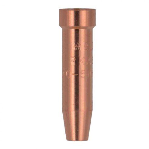 Iweld hegesztéstechnika Vágófúvóka RKA2 acetilén 8-20mm 814001109RKA2