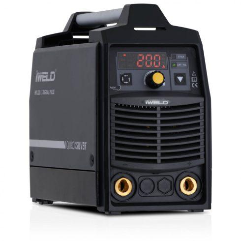 IWELD hegesztőgép HD 220 LT DIGITAL PULSE Hegesztő inverter 8HD220LTDP
