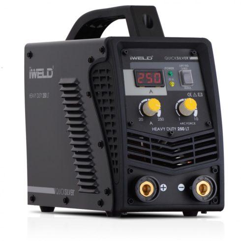 IWELD hegesztőgép HD 250 LT IGBT hegesztő inverter 8HD250LTIGBT