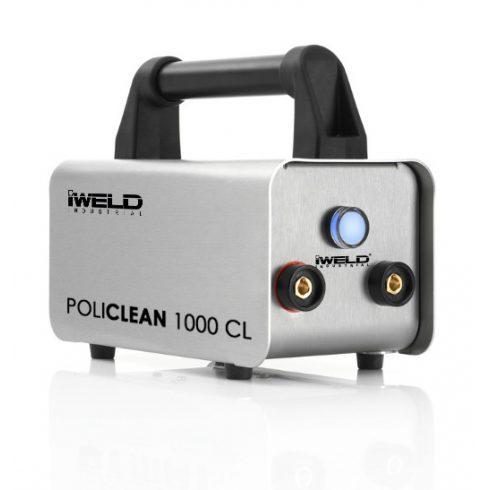 Iweld hegesztéstechnika POLICLEAN 1000 CL Varrattisztító készülék  Induló készlet 9CLEANE1000CL