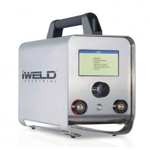 Iweld hegesztéstechnika POLICLEAN 5000 RS Varrattisztító és felület polírozó készülék 9CLEANE5000RS