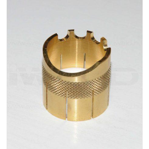 Iweld hegesztéstechnika Plazmavágó A145-A151 távtartó korona (réz színű 4 íves) C119CV1105
